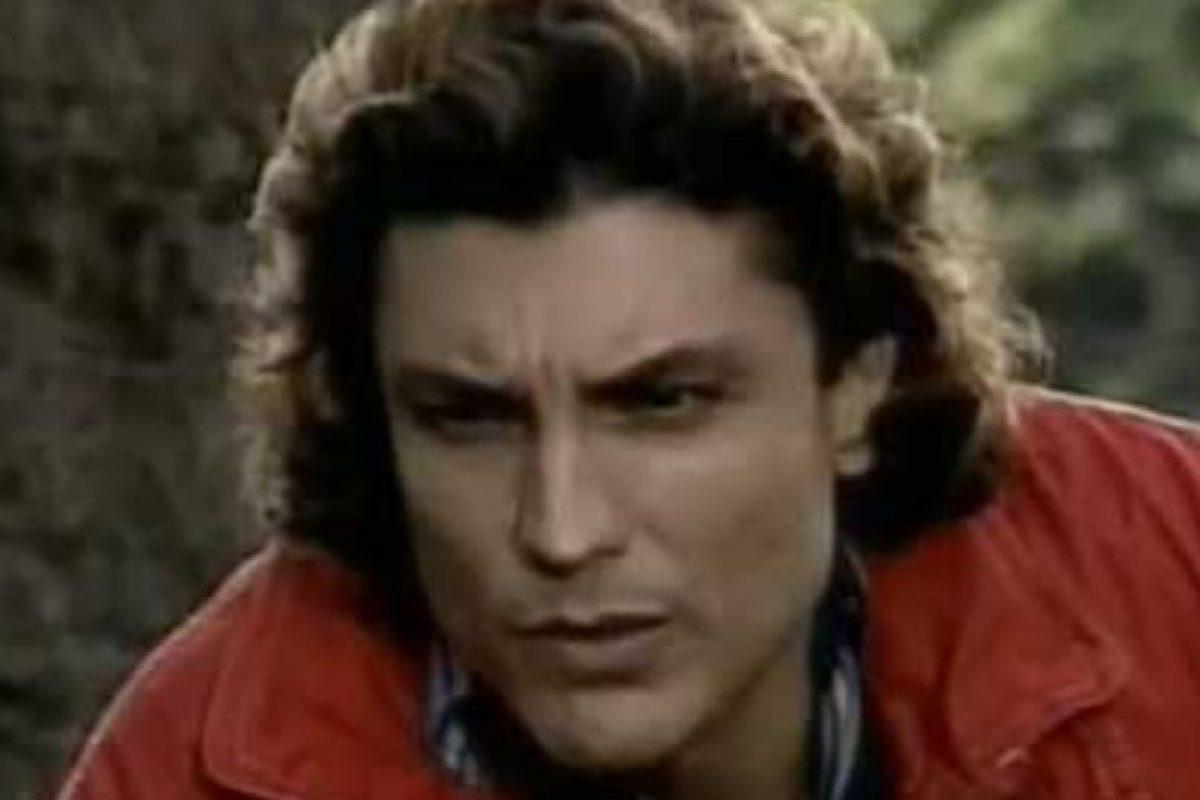 Osvaldo Ríos tuvo su época de auge en los años 90. Foto:vía Telemundo. Imagen Por: