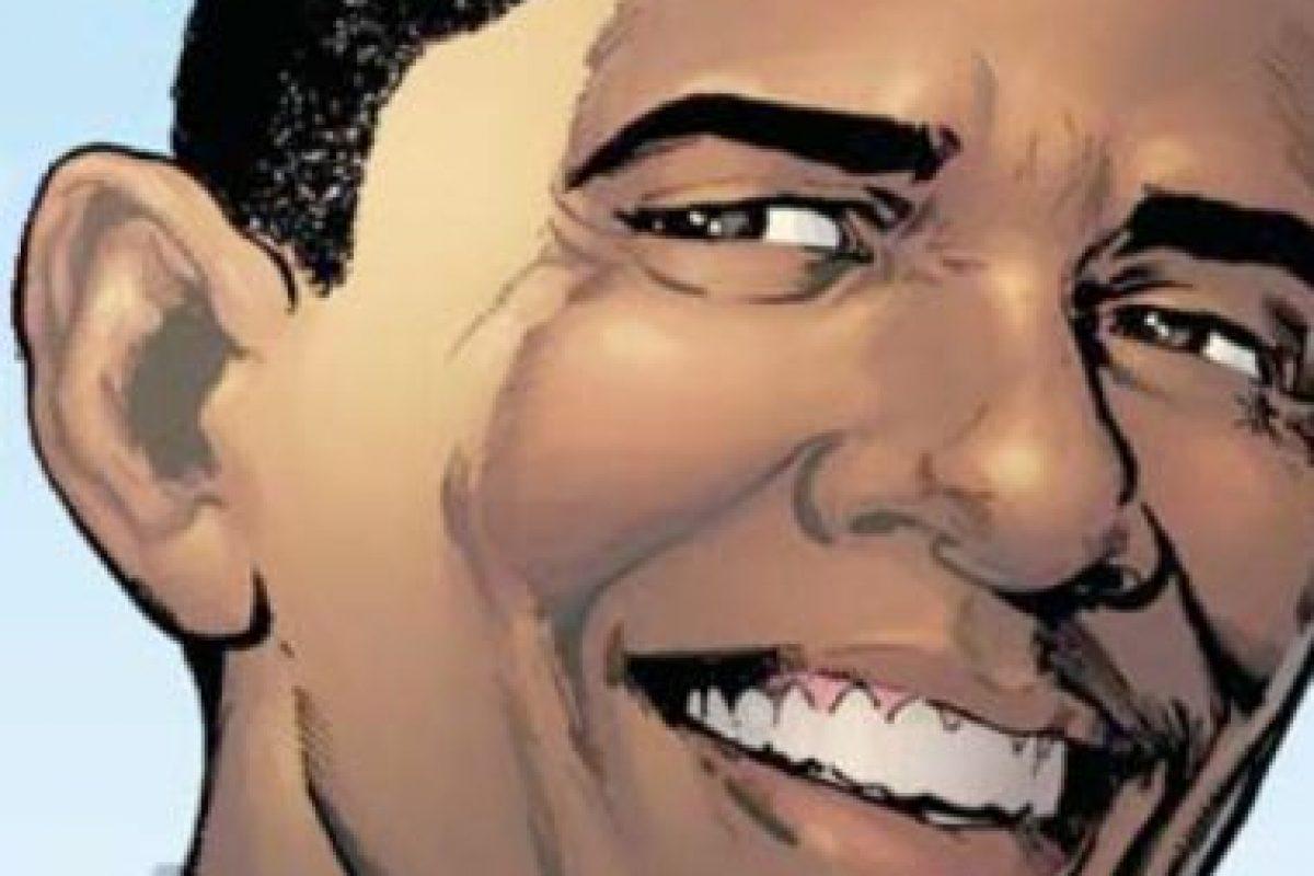 Esto, para su posesión presidencial. Foto:vía Marvel Cómics. Imagen Por: