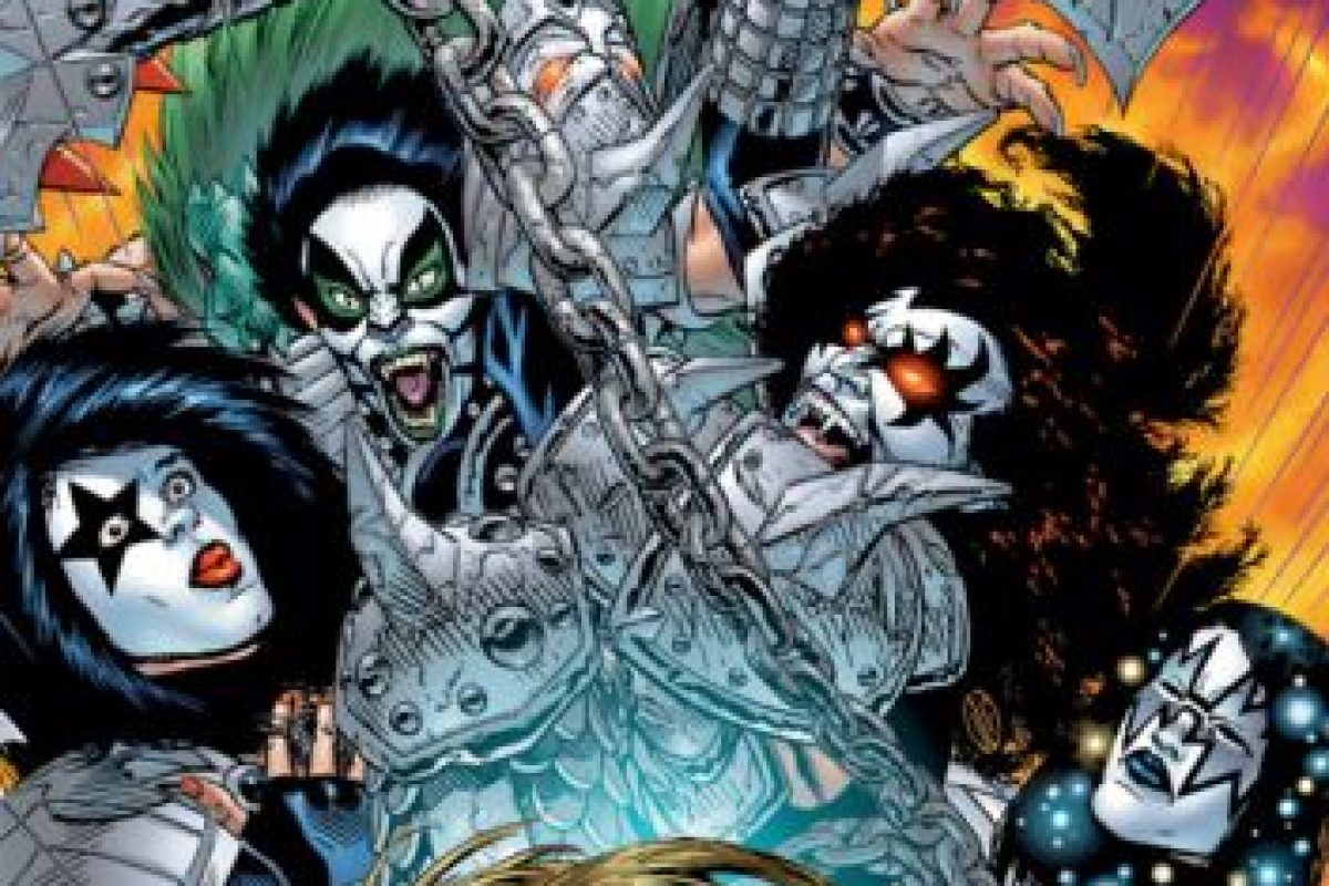 Luego con Image Cómics (compañía del creador de Spawn, Todd McFarlane), ellos tuvieron su propia serie. Foto:vía Image Comics. Imagen Por: