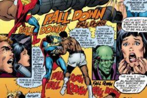 Curiosamente, para esa época, Alí ya no era campeón de nada. Foto:vía DC Cómics. Imagen Por: