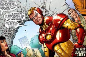 Por supuesto, Gunn es el héroe del día. Foto:vía Marvel Cómics. Imagen Por: