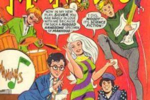 Woody Allen apareció también en una portada de DC cómics. Quién sabe haciendo qué. Foto:vía DC Cómics. Imagen Por:
