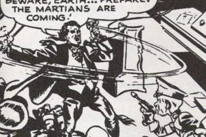 El héroe lo tenía que salvar de extraterrestres de verdad. Foto:vía DC Cómics. Imagen Por: