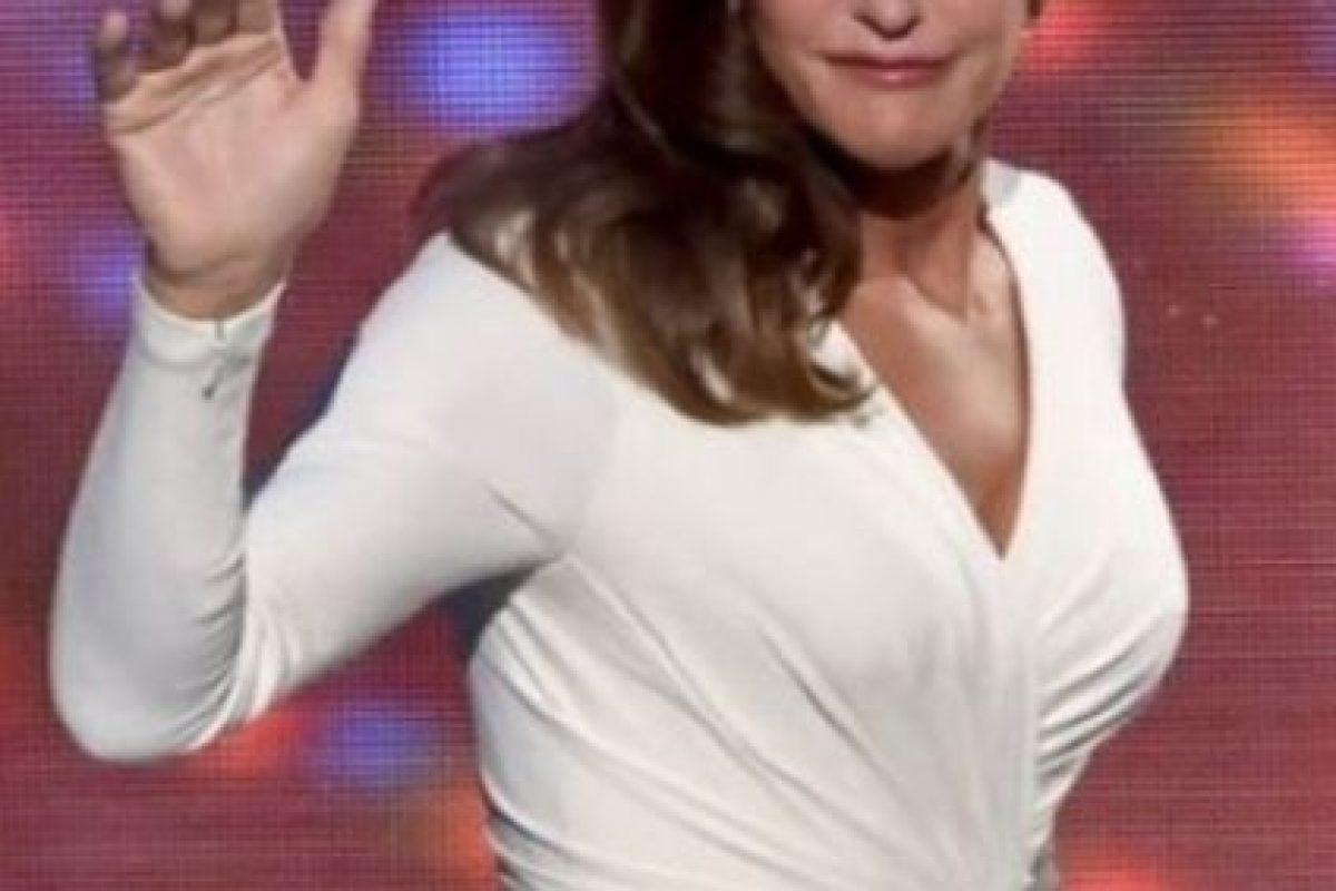 Sorprendió con su debut como mujer en los premios ESPY. Foto:Getty Images. Imagen Por: