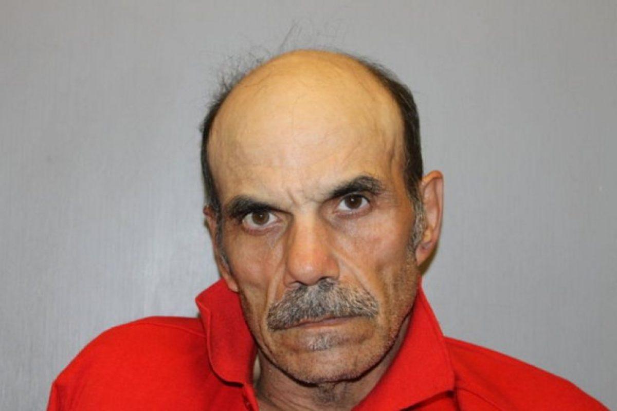 El secuestrador fue identificado como Mario Pérez Roque, de 56 años. Foto:Vía Kenner Police Department. Imagen Por: