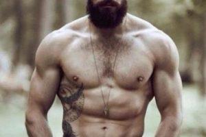 Para conseguir un peinado de hipster o lumbersexual. Foto:Vía Instagram. Imagen Por: