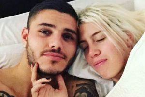Mauro Icardi y Wanda Nara están juntos desde 2013, año en que la vedette se separó de su exesposo, Maxi López. Foto:Vía instagram.com/wanditanara. Imagen Por: