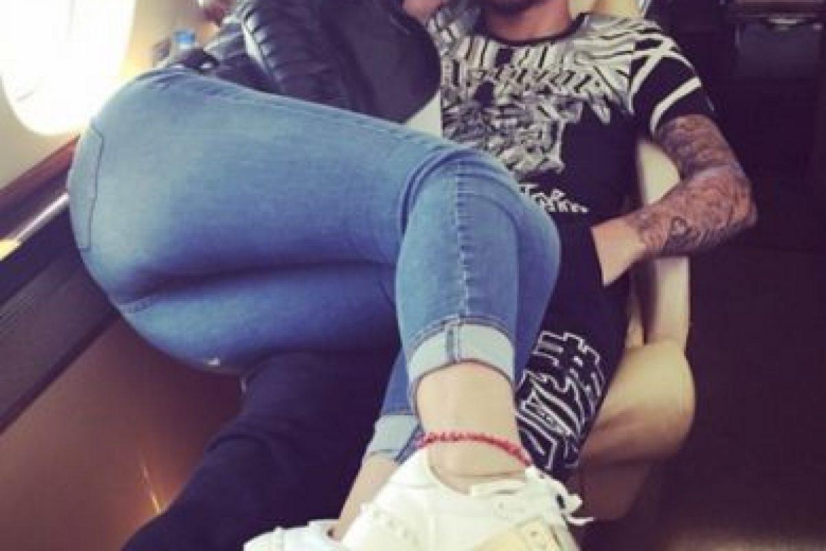 Pocos días después de que Wanda hiciera oficial su ruptura con Maxi López, confirmó a través de Twitter su relación con Icardi. Foto:Vía instagram.com/wanditanara. Imagen Por:
