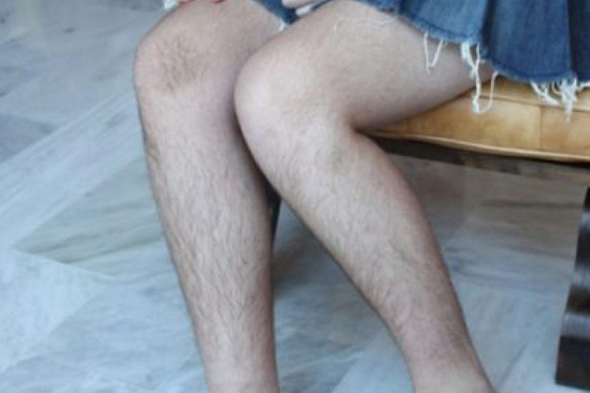 Y las piernas terminan por lucir así. Foto:Tumblr. Imagen Por: