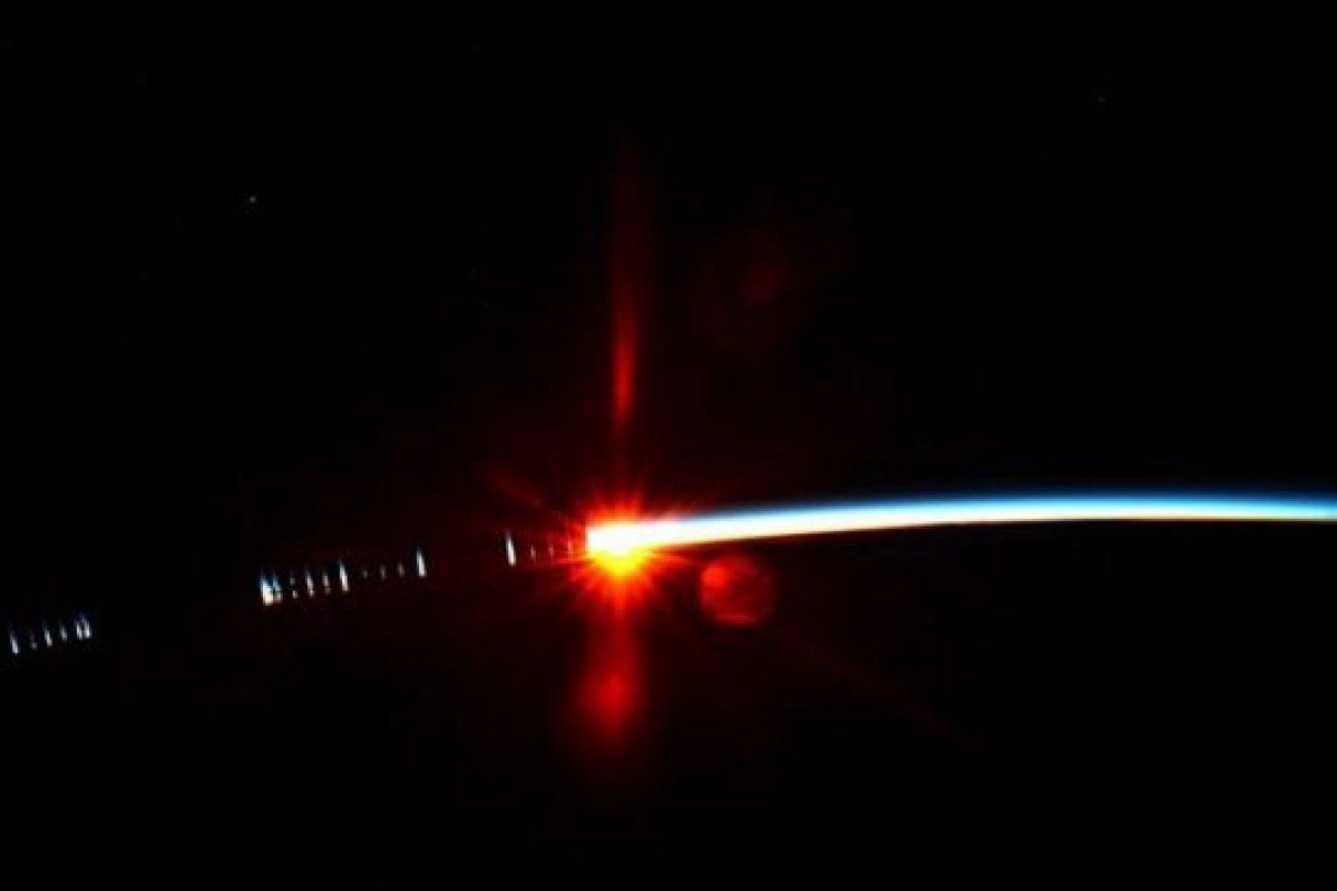 2. Aunque algunos se han registrado en Tierra. Foto:Vía Instagram.com/stationcdrkelly. Imagen Por: