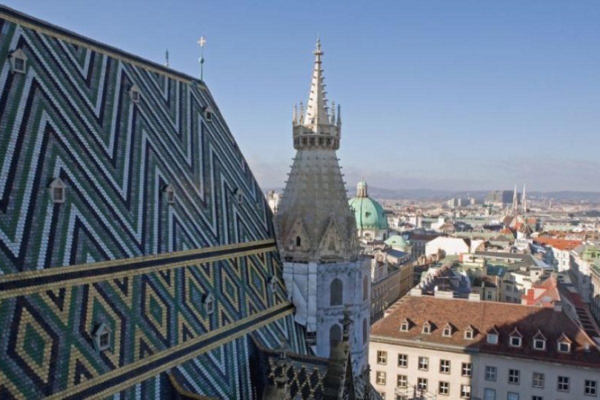 8. Austria Foto:Getty Images. Imagen Por: