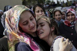 La mayoría de estas mujeres fueron capturadas en los territorios que ISIS se apodera. Foto:AFP. Imagen Por: