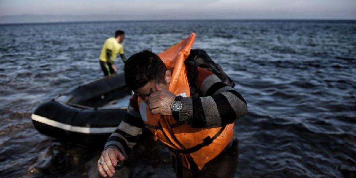 14 migrantes mueren al naufragar su barco frente a Turquía