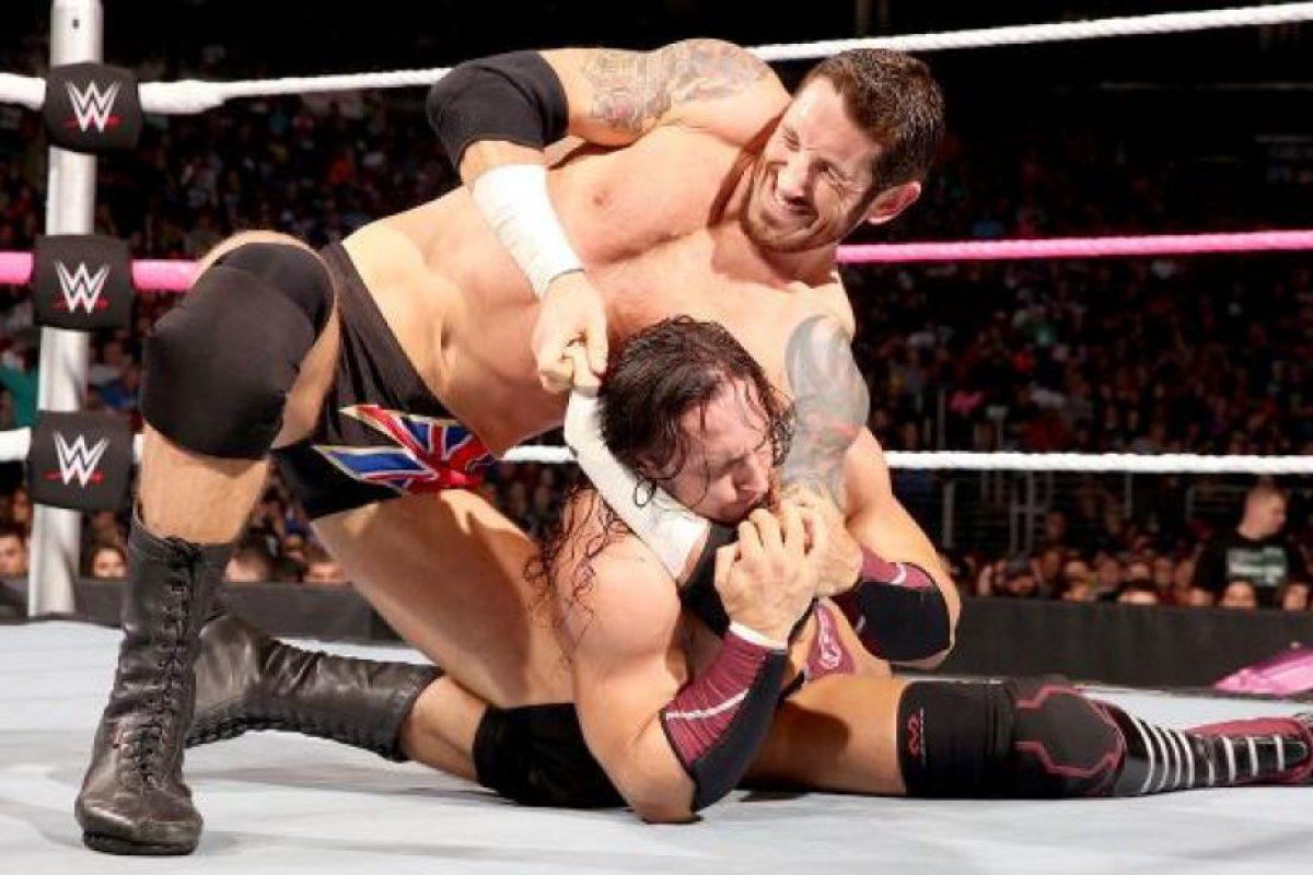 Forma parte de la WWE desde 2007. Foto:WWE. Imagen Por: