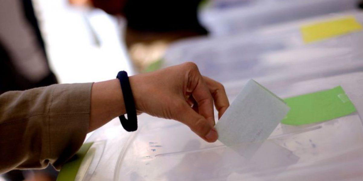 Elecciones FECh: