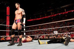 Ha sido cinco veces Campeón Intercontinental de la WWE. Foto:WWE. Imagen Por:
