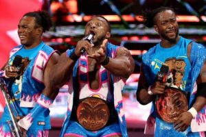 7. The New Day Foto: WWE. Imagen Por: