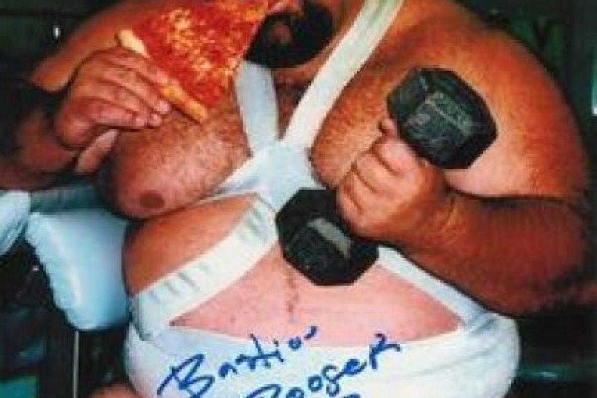 2. Bastion Booger Foto:WWE. Imagen Por: