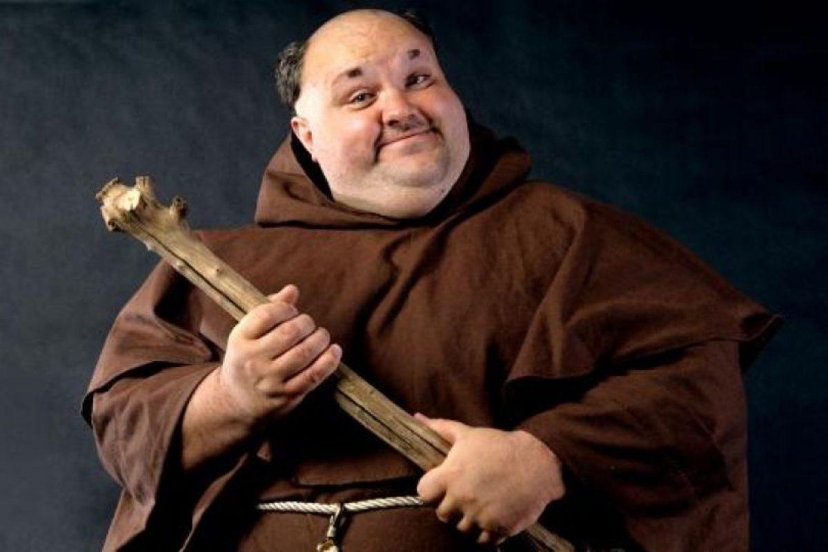 1. Friar Ferguson Foto:WWE. Imagen Por: