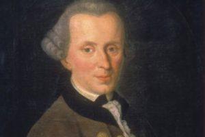 """Crítica de la razón pura"", de Emmanuel Kant Foto:Wikimedia.org. Imagen Por:"
