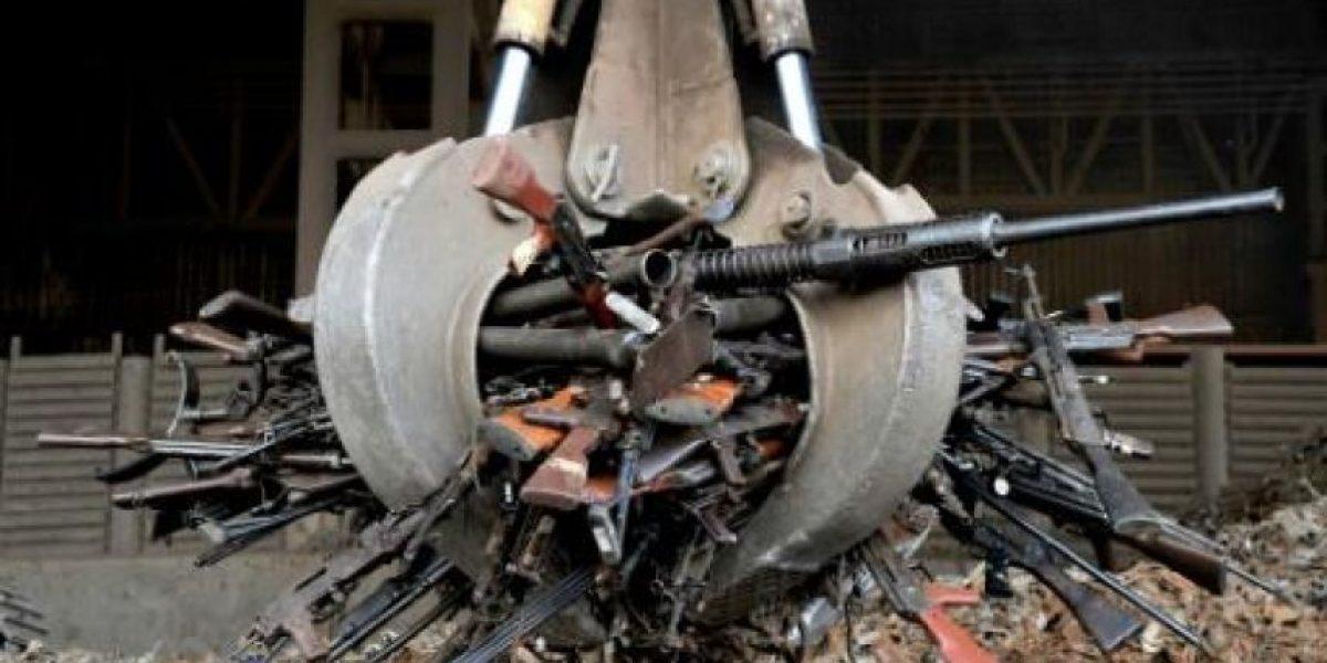 Farc anuncia que suspendió compra de armas
