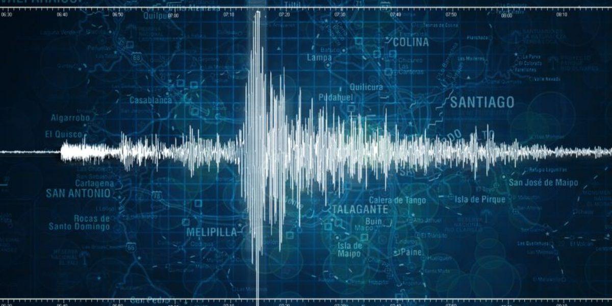 Sismo de mayor intensidad alerta a regiones de Atacama y Coquimbo