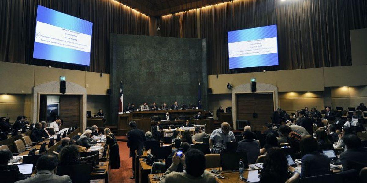 Comisión mixta de Presupuestos rechazó programa de inversiones de salud