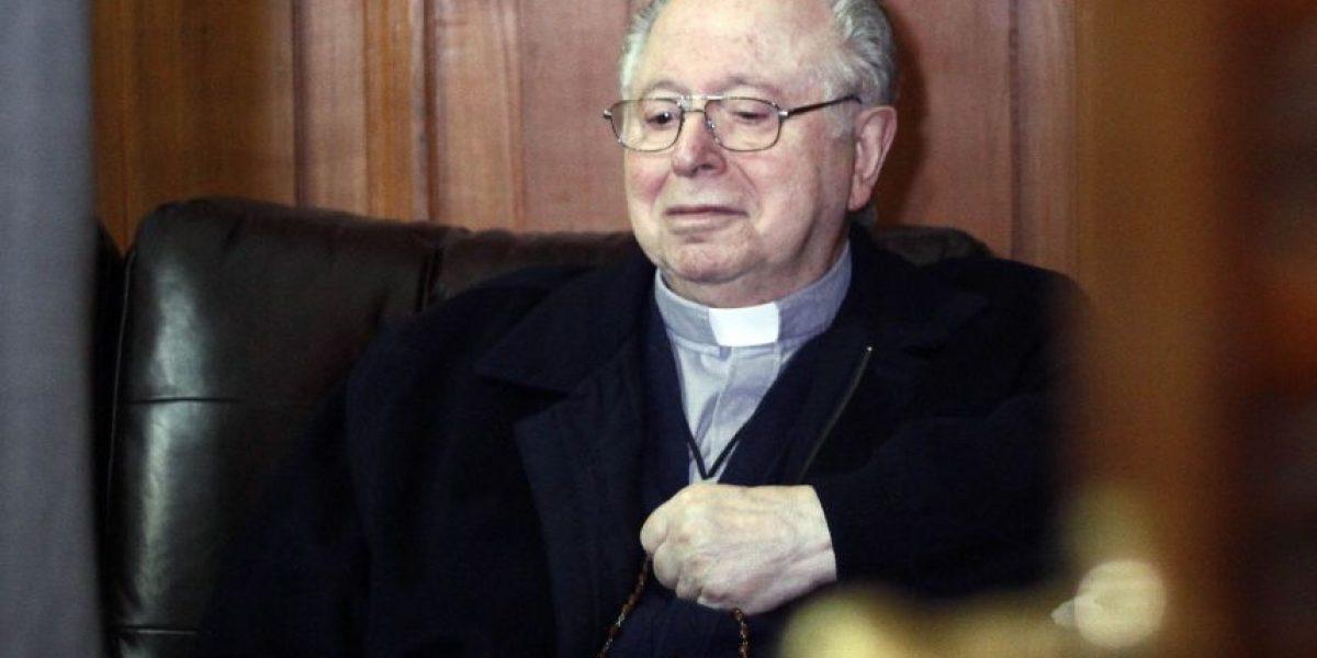 Dos horas antes: así llegó Karadima a declarar por demanda contra Iglesia