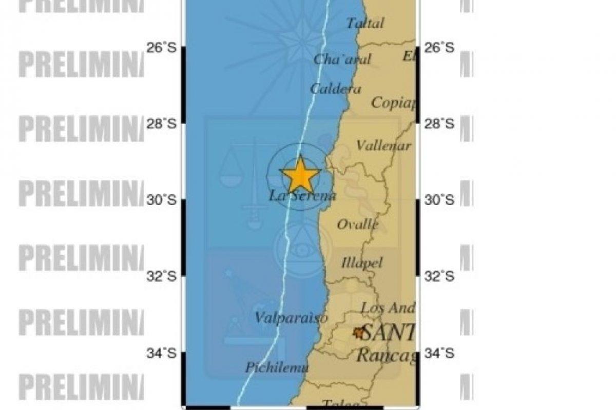 Foto:Reproducción / sismología.cl. Imagen Por: