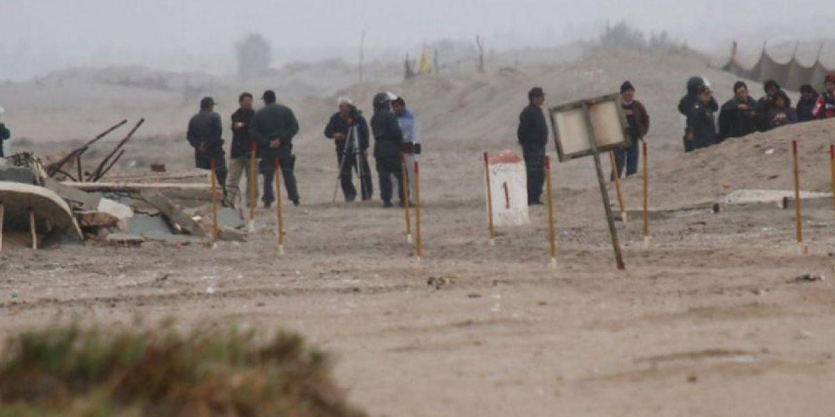 Arica: cores deciden cercar Hito 1 y piden crear comuna en la frontera