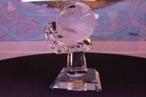"""El premio """"Alexander Dalrymple 2015"""" Foto:Gentileza. Imagen Por:"""
