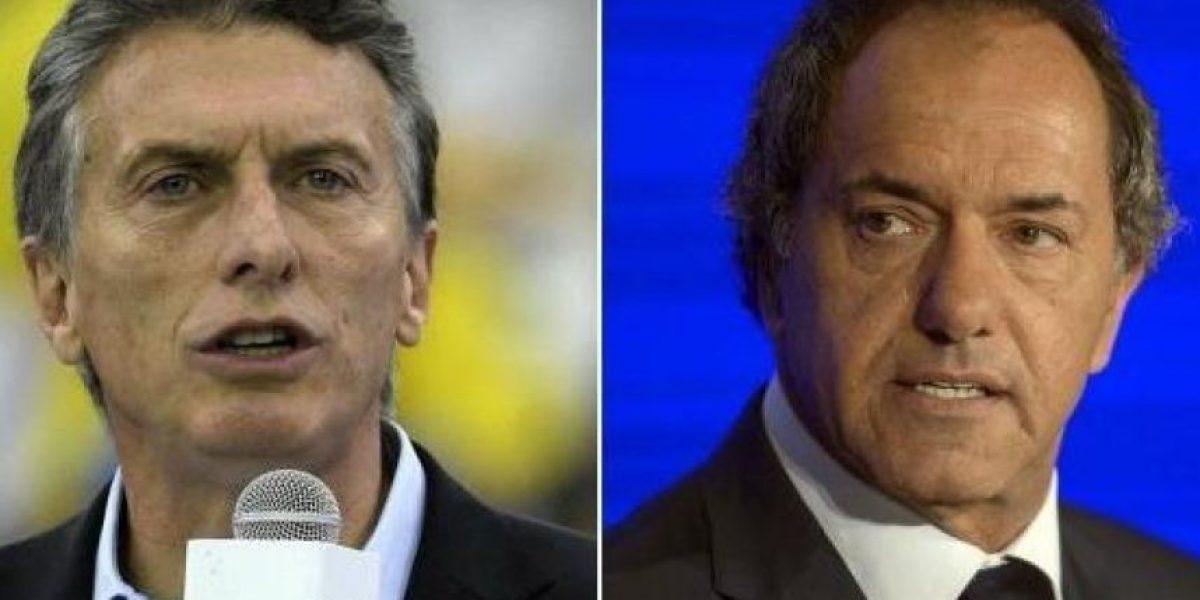 Argentina: Macri aumenta su ventaja sobre oficialista Scioli
