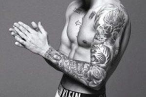 """Justin Bieber para la campaña de """"Calvin Klein"""" Foto:Calvin Klein. Imagen Por:"""