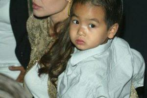 En 2002, la actriz ya había adoptado a Maddox, un pequeño de origen camboyano. Foto:Getty Images. Imagen Por: