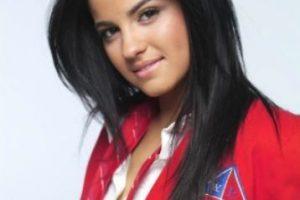 """La actriz saltó a la fama por interpretar a """"Lupita"""" en la telenovela """"Rebelde"""". Foto:Televisa. Imagen Por:"""