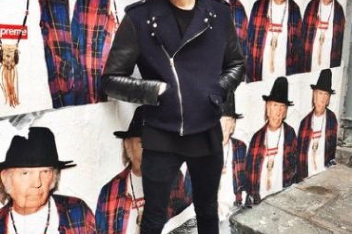 Krost es buen amigo de la modelo Gigi Hadid. Foto:vía instagram.com/samuelkrost. Imagen Por: