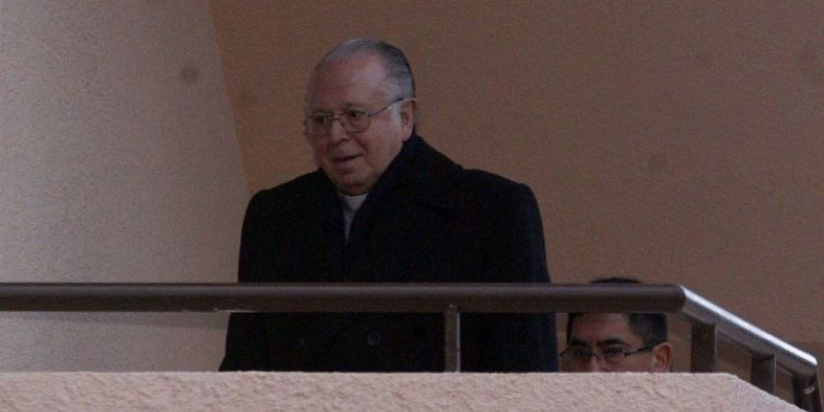 Karadima declara este miércoles por demanda civil contra la Iglesia