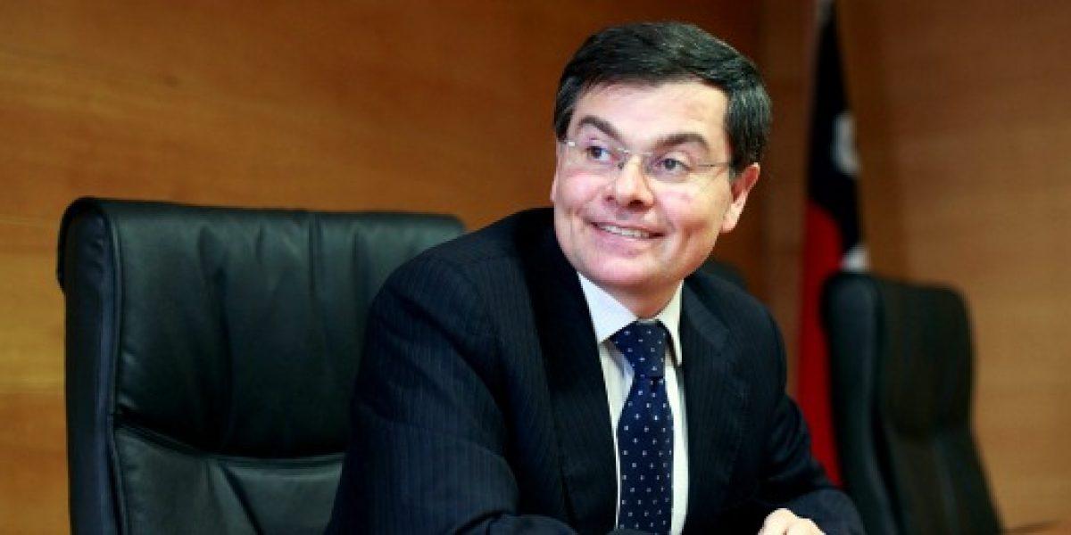 Presidente del Tdlc se inhabilita de caso