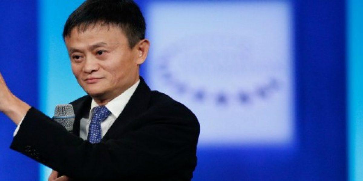 Alibaba bate récord de ventas durante el