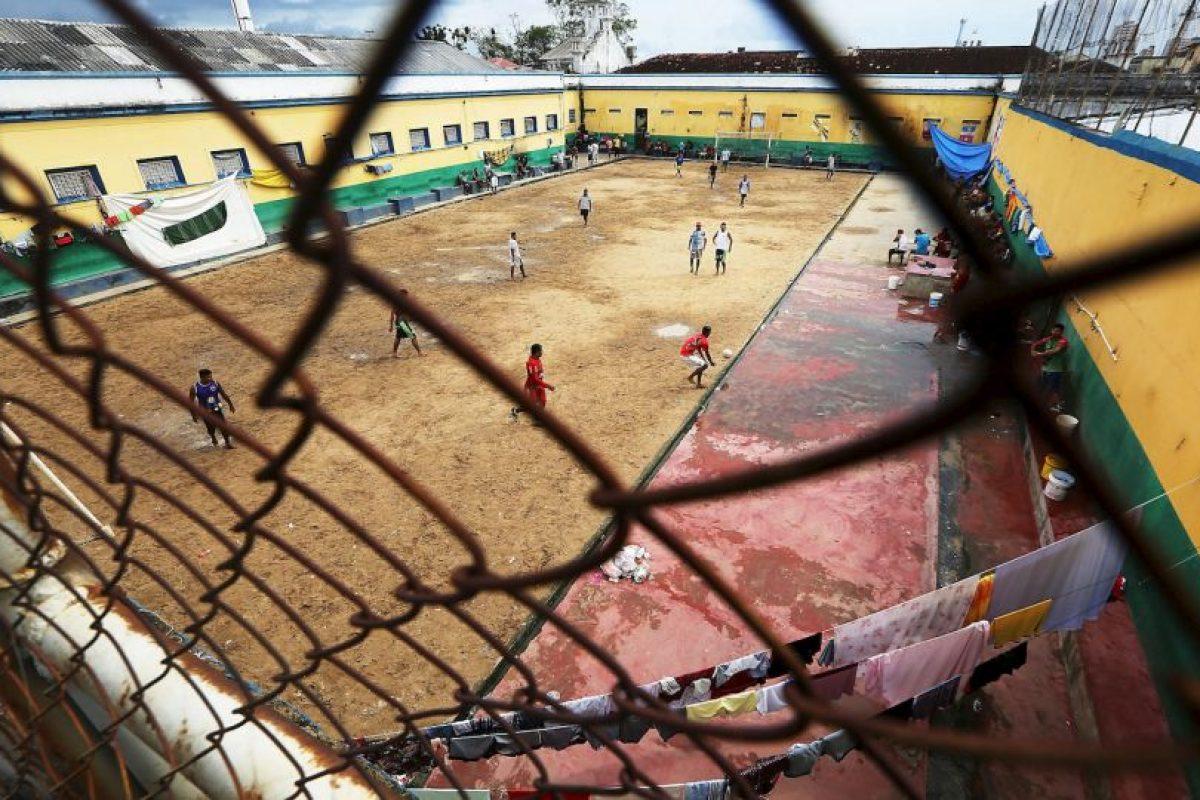 El ratón gris traficaba dentro del penal la Barra da Grota al norte de Brasil. Foto:Getty Images. Imagen Por: