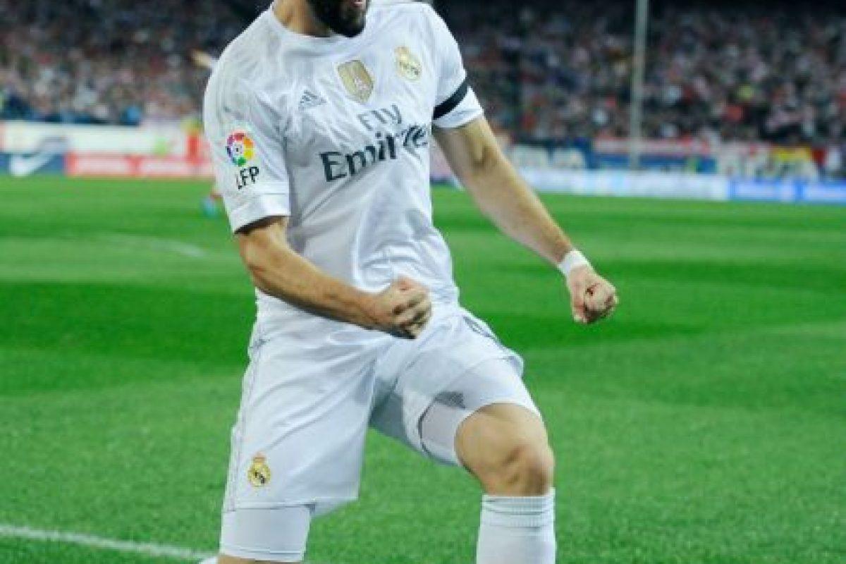 13. Karim Benzema Foto:Getty Images. Imagen Por: