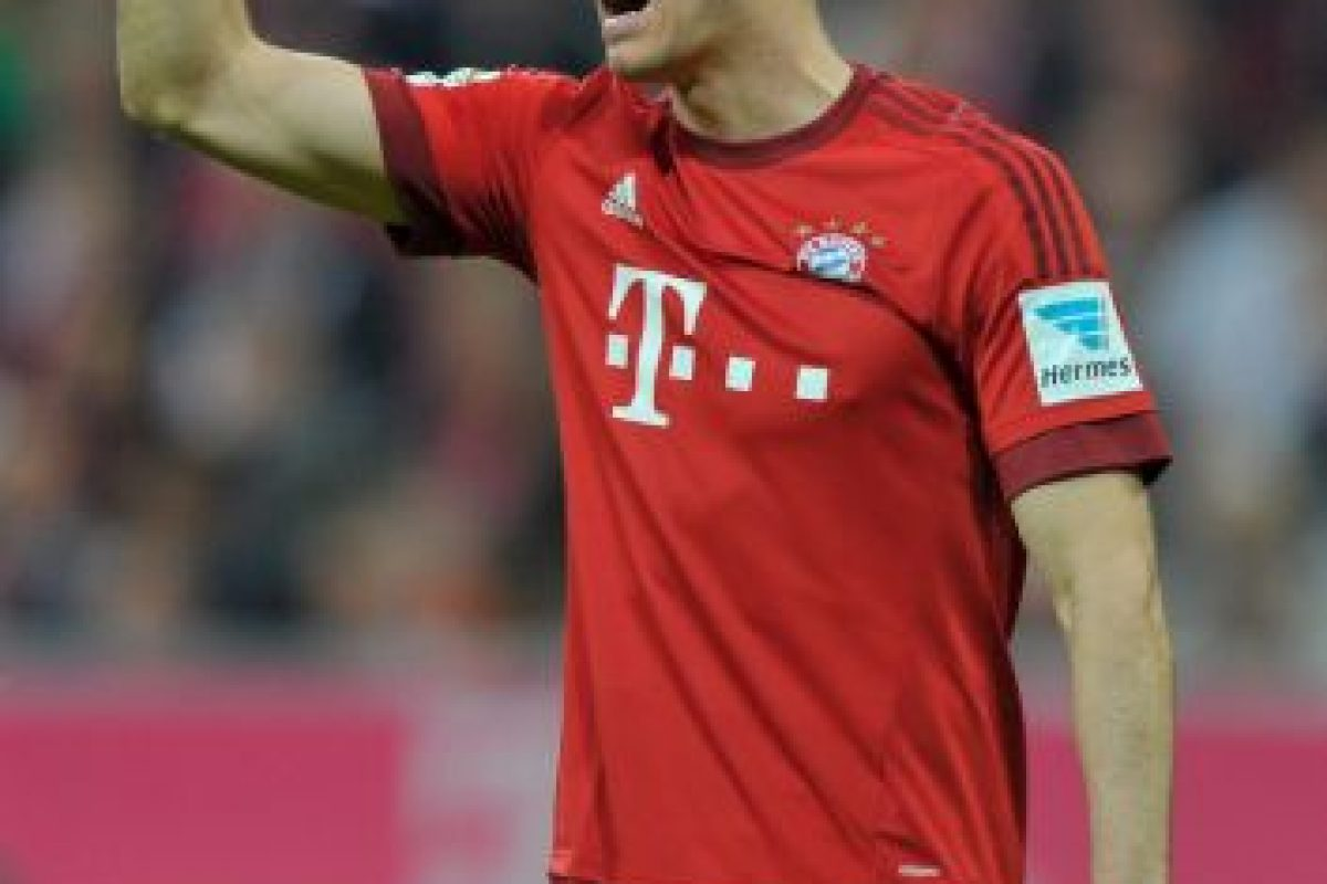 5. Robert Lewandowski Foto: Getty Images. Imagen Por: