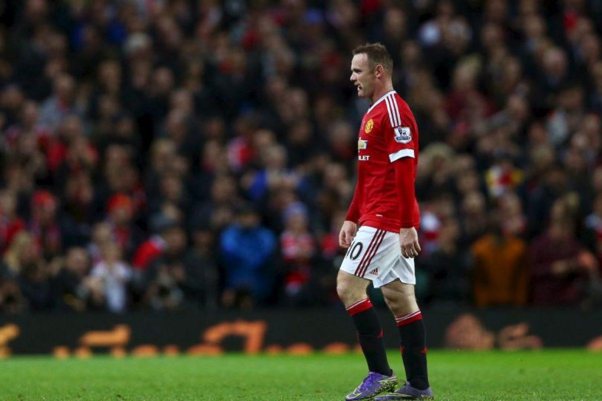 7. Wayne Rooney Foto:Getty Images. Imagen Por: