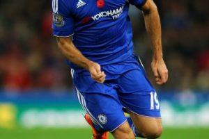 Delantero del Chelsea Foto:Getty Images. Imagen Por: