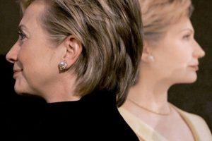 No es la primera vez que se duda que el cabello de Clinton sea natural. Foto:Getty Images. Imagen Por: