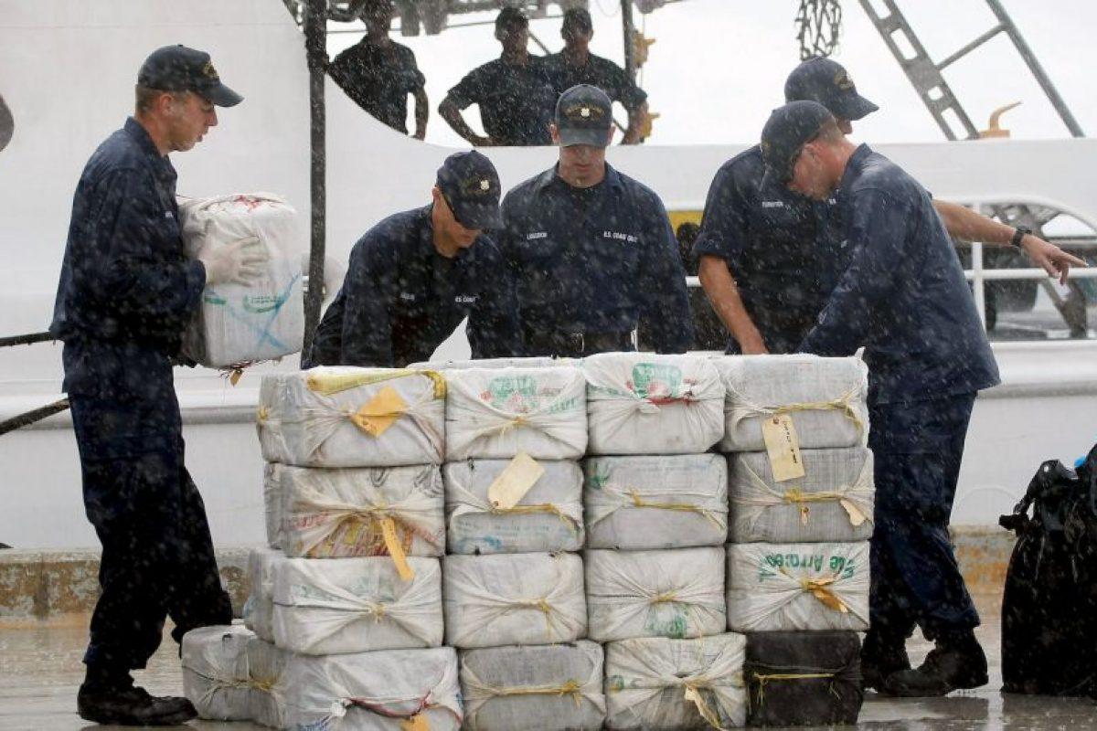 Tras las acciones de las autoridades, los métodos usados por el narcotráfico para esconder drogas y dinero han llegado a lugares jamás vistos Foto:Getty Images. Imagen Por:
