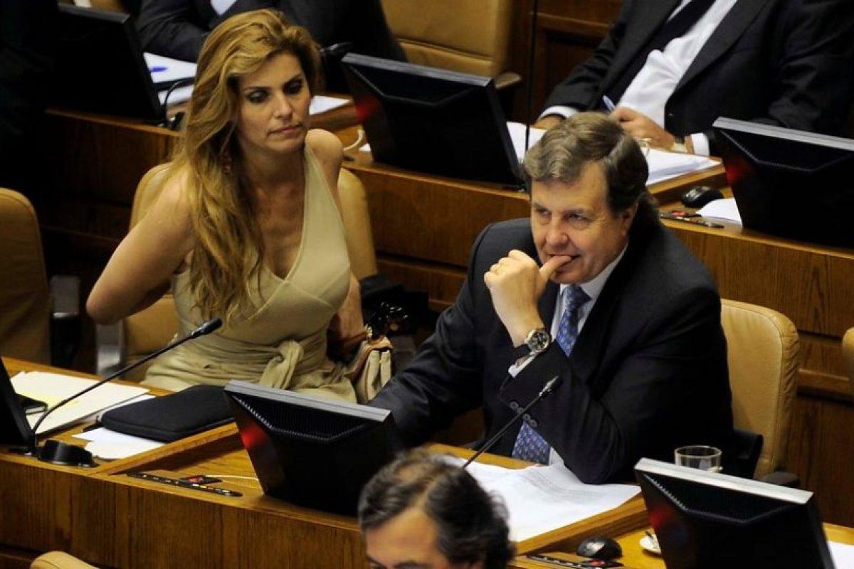 Era 2012 cuando la Cámara Baja discutía la ley de presupuesto del año que seguía. Foto:Agencia Uno. Imagen Por: