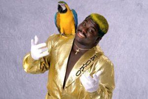 5. Koko B. Ware / Si quería lucir totalmente exótico, lo logró. Foto:WWE. Imagen Por: