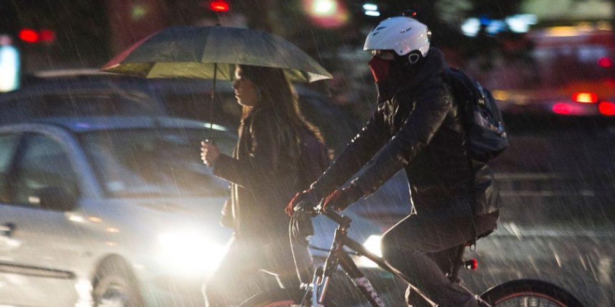 Anuncian lluvias en Santiago para la noche de este miércoles