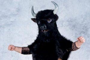 10. ManTaur / Quería representar al famoso Minotauro pero en lugar de asustar, se ve cómico. Foto:WWE. Imagen Por: